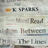 Read Between the Lines by K. Sparks