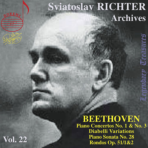 Play & Download Richter Archives, Vol. 22: Beethoven (Live) by Sviatoslav Richter | Napster