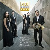 Play & Download Poulenc, Jolivet, Bal y Gay, Milhaud by Airas Ensemble | Napster