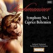 Rachmaninov: Symphony No. 1 - Caprice Bohemien by Ireland National Symphony Orchestra and Alexander Anissimov