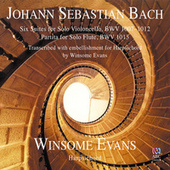 Play & Download Johann Sebastian Bach: Six Suites For Solo Violoncello / Partita For Solo Flute by Winsome Evans | Napster