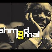 Live in Paris 1992 by Ahmad Jamal