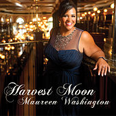 Harvest Moon by Maureen Washington
