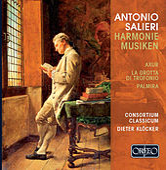 Salieri: Harmonie Musiken by Consortium Classicum