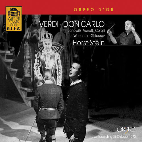Play & Download Verdi: Don Carlo by Nicolai Ghiaurov | Napster