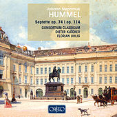 Play & Download Hummel: Septets, Opp. 74 & 114 by Dieter Klöcker | Napster