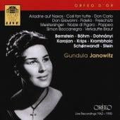 Play & Download Wiener Staatsoper Live: Gundula Janowitz by Gundula Janowitz | Napster