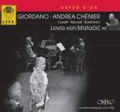 Giordano: Andrea Chénier by Franco Corelli