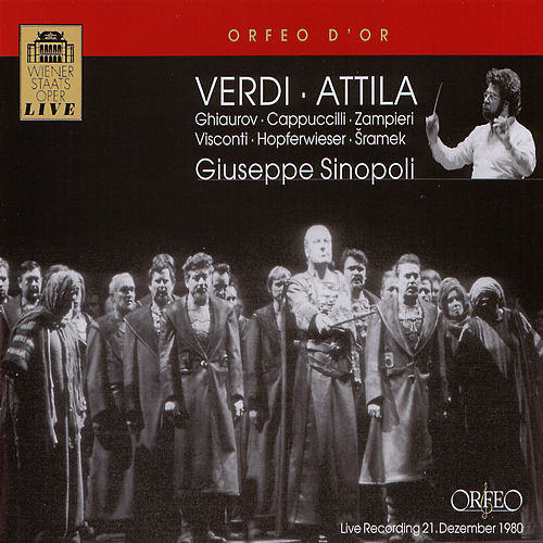 Play & Download Verdi: Attila by Nicolai Ghiaurov | Napster