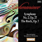 Play & Download Rachmaninov: Symphony No. 2 - The Rock, Op. 7 by Slovak Radio Symphony Orchestra and Stephen Gunzenhauser | Napster