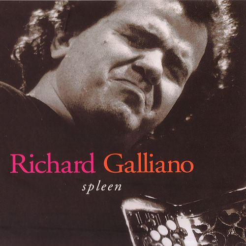 Play & Download Spleen by Richard Galliano | Napster