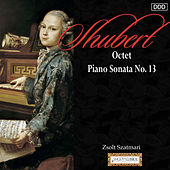 Schubert: Octet - Piano Sonata No. 13 by Various Artists