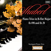 Schubert: Piano Trios in B-Flat Major, D. 898 and D. 28 by Stuttgart Piano Tri