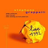 Play & Download Live in Paris 1992 (feat. Philip Catherine, Marc Fosset & Niels-Henning Ørsted Pedersen) by Stéphane Grappelli | Napster