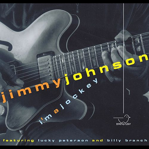 I'm a Jockey (feat. Billy Branch & Lucky Peterson) by Jimmy Johnson