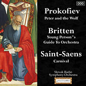 Prokofiev: Peter and the Wolf - Britten: Young Person