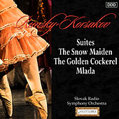 Play & Download Rimsky-Korsakov Suites: The Snow Maiden - The Golden Cockerel - Mlada by Slovak Radio Symphony Orchestra and Donald Johanos | Napster
