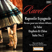 Play & Download Ravel: Rapsodie Espagnole - Pavane pour une infante défunte - La Valse - Daphnis Et Chloe, Suite No. 2 by Various Artists | Napster