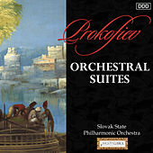 Play & Download Prokofiev: Orchestral Suites by Slovak State Philharmonic Orchestra and Andrew Mogrelia | Napster