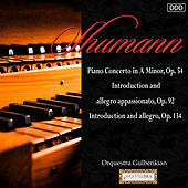 Play & Download Schumann Piano Concerto in A Minor, Op. 54 - Introduction and Allegro Appassionato, Op. 92 - Introduction and Allegro, Op. 134 by Various Artists | Napster