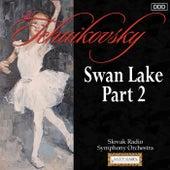 Tchaikovsky: Swan Lake, Part II by Slovak Radio Symphony Orchestra and Ondrej Lenárd