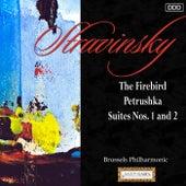 Stravinsky: The Firebird - Petrushka - Suites Nos. 1 and 2 von Various Artists
