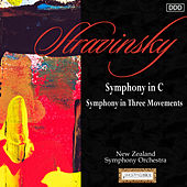 Play & Download Stravinsky: Symphony in C - Symphony in Three Movements by New Zealand Symphony Orchestra and En Shao | Napster