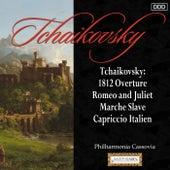Tchaikovsky: 1812 Overture - Romeo and Juliet - Capriccio Italien by Philharmonia Cassovia and Johannes Wildner
