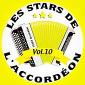 Les stars de l'accordéon, vol. 10 by Various Artists