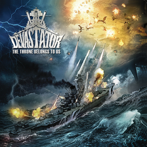 Play & Download The Throne Belongs To Us by Devastator | Napster