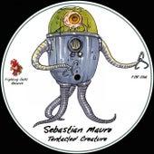 Tentacled Creature by Sebastian Mauro