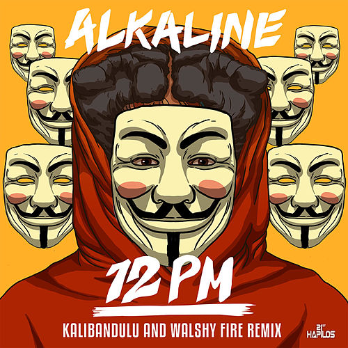 Play & Download 12 Pm by Alkaline | Napster