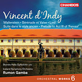 Vincent d'Indy: Orchestral Works, Vol. 6 by Various Artists