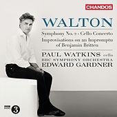 Walton: Improvisations on an Impromptu of Benjamin Britten, Cello Concerto & Symphony No. 2 by Various Artists