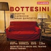Bottesini: Duetto, Capriccio & Gran quintetto by Various Artists