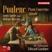 Poulenc: Piano Concertos & Aubade, FP 51 by Louis Lortie