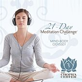 21-Day Meditation Challenge: Mind-Body Odyssey by Chopra Center