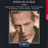 Blacher: Lieder by Various Artists