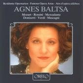 Famous Opera Arias by Agnes Baltsa