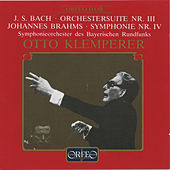 Bach: Orchestral Suite No. 3 in D Major, BWV 1068 - Brahms: Symphony No. 4 in E Minor, Op. 98 by Symphonie-Orchester des Bayerischen Rundfunks