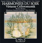 Harmonies du Soir by Werner Thomas-Mifune