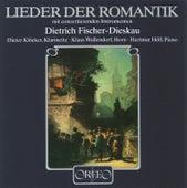 Lieder der Romantik by Dietrich Fischer-Dieskau