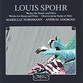 Play & Download Spohr: Works for Harp & Flute by András Adorján | Napster