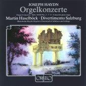 Haydn: Organ Concertos by Martin Haselböck