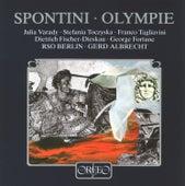 Spontini: Olimpie by Júlia Várady