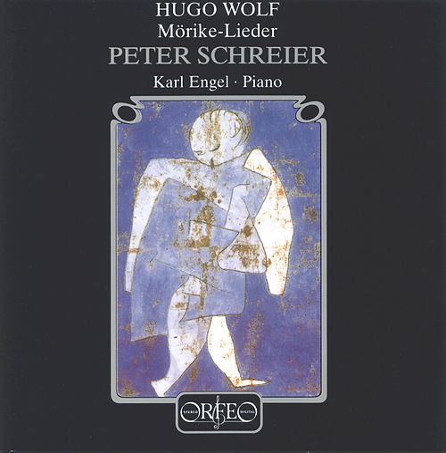 Wolf: Mörike-Lieder by Peter Schreier