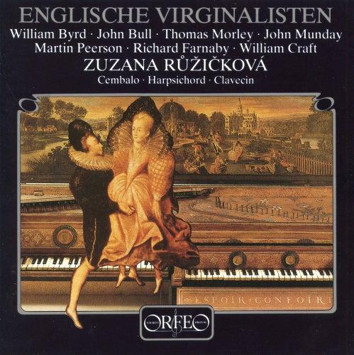 Englische Virginalisten by Zuzana Růžičková