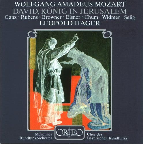 Bletschacher: David, König in Jerusalem (After W.A. Mozart) by Sibylla Rubens