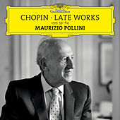Chopin: 3 Mazurkas, Op. 63, No. 1 In B Major. Vivace by Maurizio Pollini