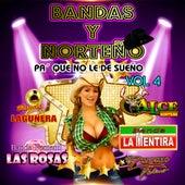 Bandas y Norteno, Vol. 4 by Various Artists